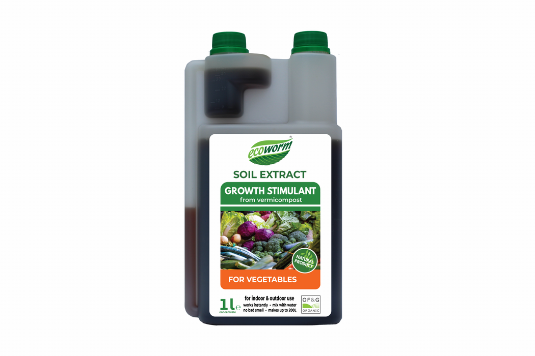 Soil Extract For Vegetables 1L