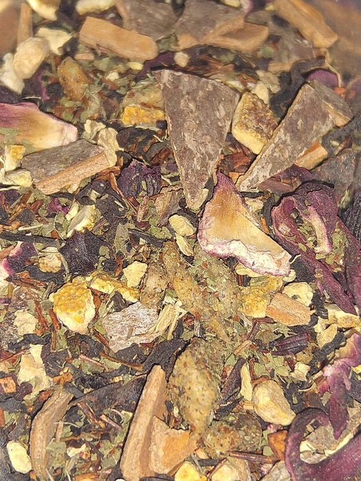 Spiced Orange Loose Leaf Tea