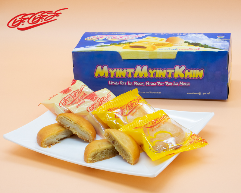 Butter Three Items Moon Cake (Special)