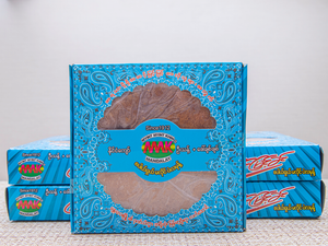 Cream Butter Moon Cake (Medium / Black Bean)