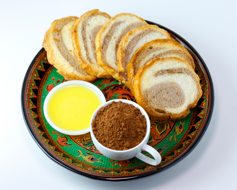 Shwe Yathar Chocolate Butter Rusk (Special) (Circular)