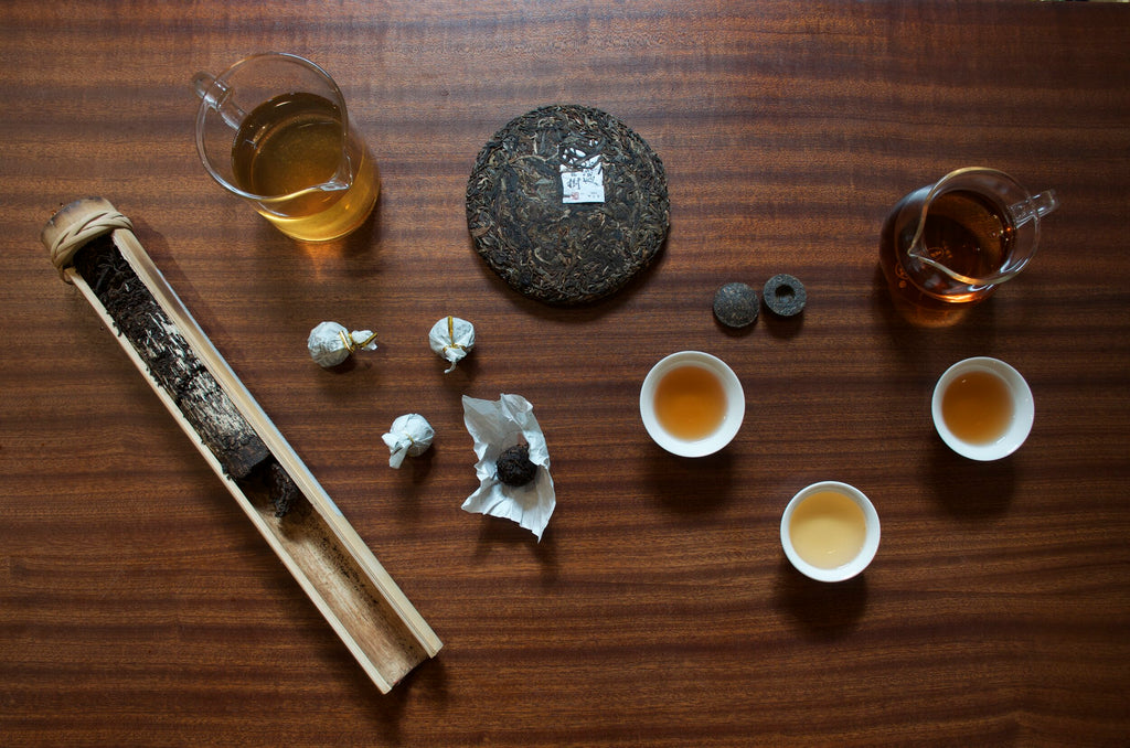 New Pu-erh Tea to Drink Right Now—and Later