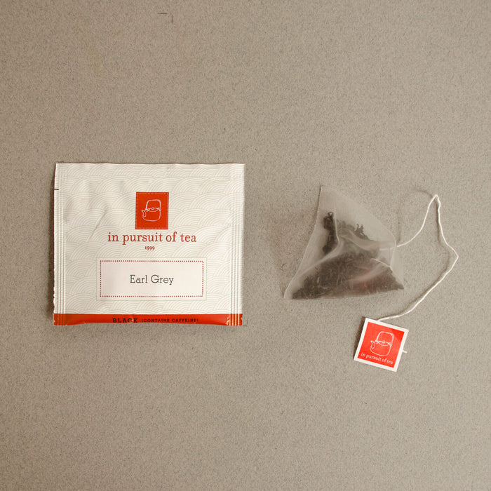 Earl Grey Teabags envelope