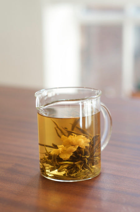 Jasmine Flower Craft Green Tea I
