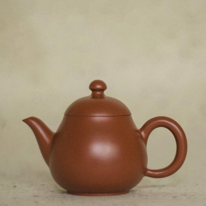 Taiwanese Red Clay Teapot (4 oz)