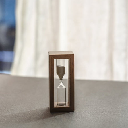Bamboo One-Minute Timer
