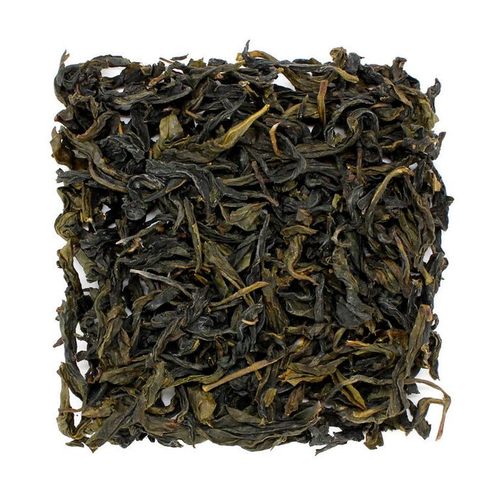Bao Chong Roasted Oolong Tea sample