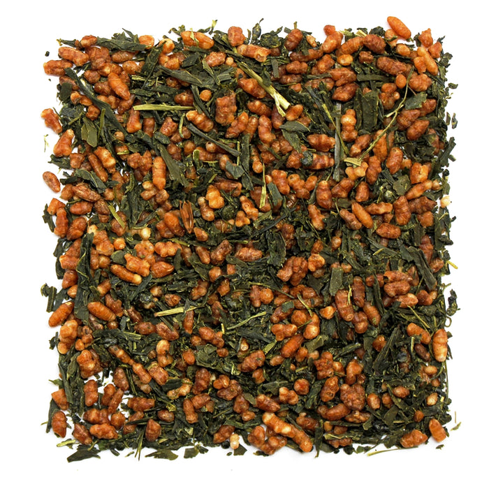 Genmaicha Green Tea sample