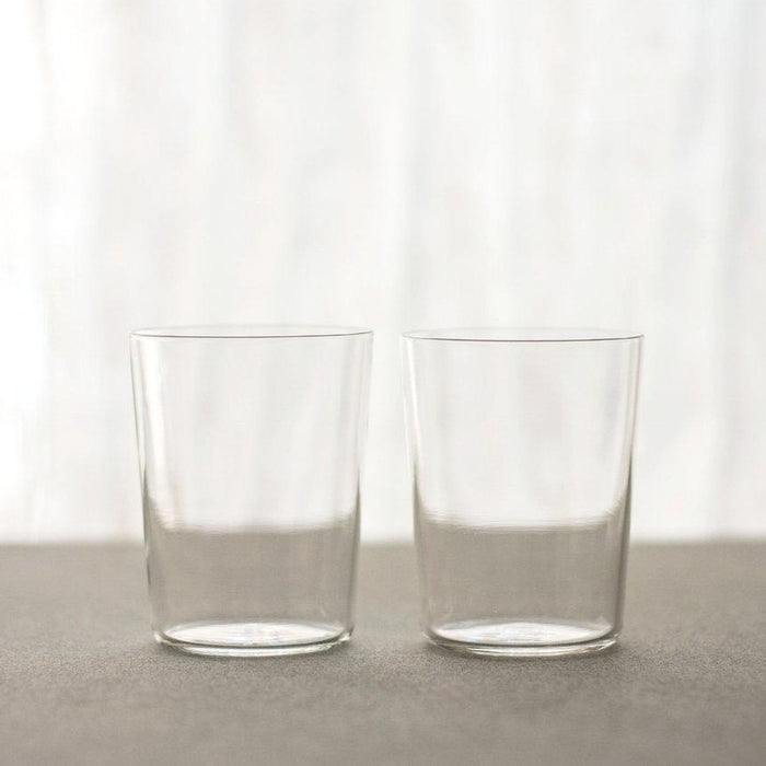Small Tea Glasses, Set of Two (4 oz)