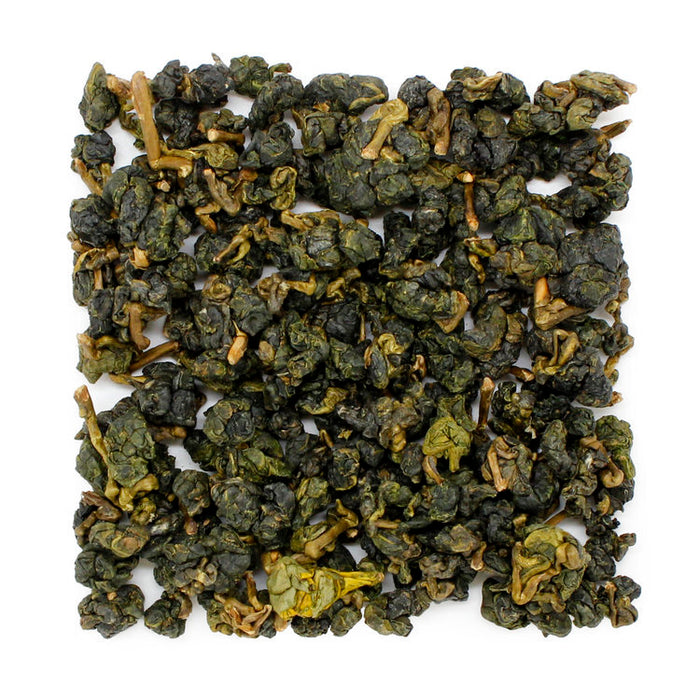 High Mountain Dragon Phoenix Gorge Oolong Tea sample