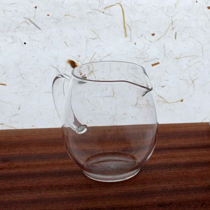Large Glass Sharing Pitcher (12 oz) II