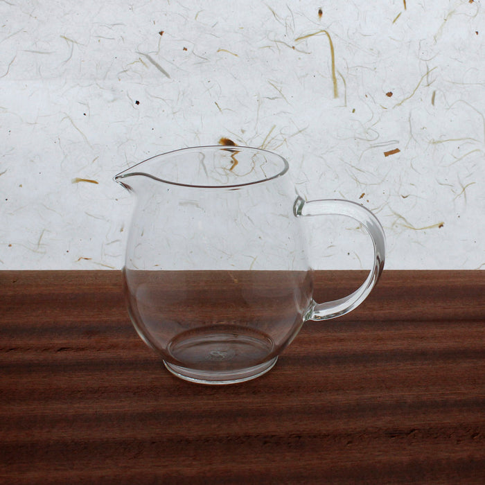 Large Glass Sharing Pitcher (12 oz) I