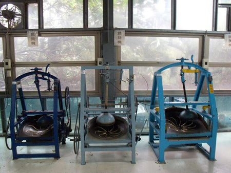 Oriental Beauty Oolong Tea processing machines