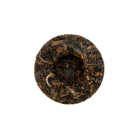 Sheng Cupcake Pu-erh Tea single puck
