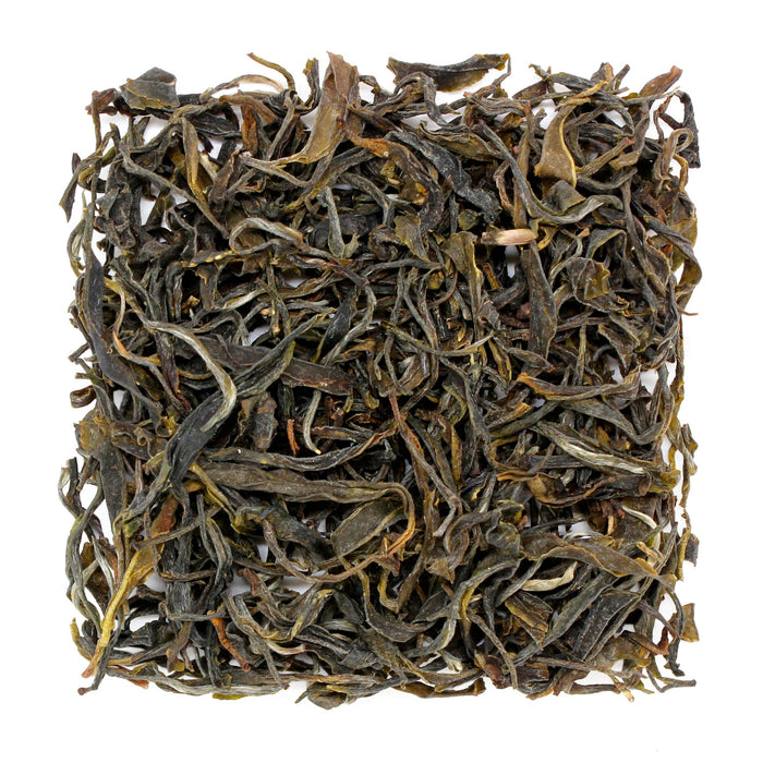Thunder Dragon Green Tea sample