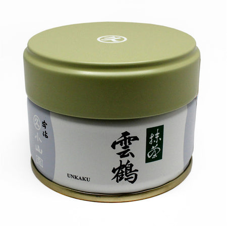 Unkaku Thick Tea Grade packaging