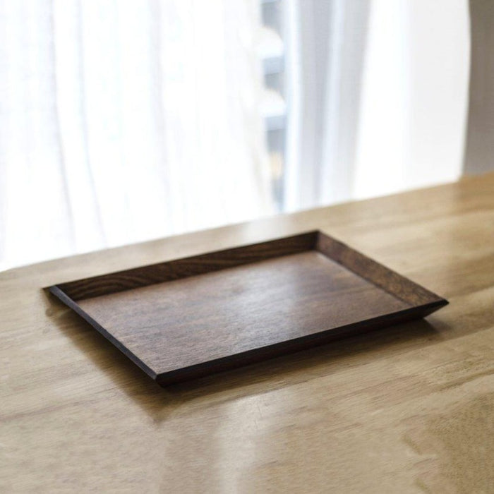 Wooden Matcha Tray