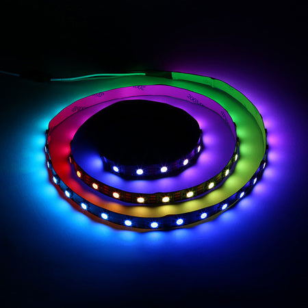 60 LED Rainbow Strip Light