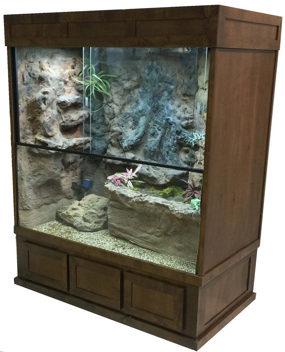 "Copy of Terrarium ""Mangrove Monitor"""