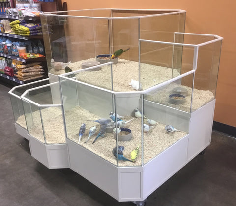 Pet Enclosures and Displays