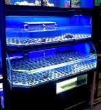 Commercial Marine Frag Display Racks