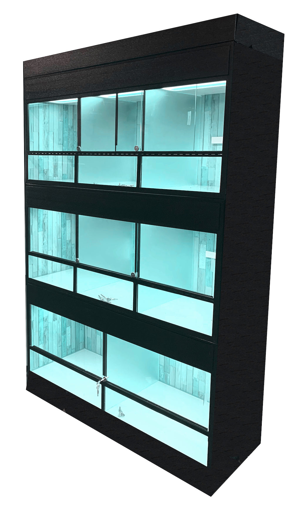 Commercial Critter Display Racks