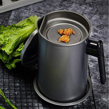 Load image into Gallery viewer, [50% DISKON 🎊] Stainless Steel Oil Filter Pot 👩‍🍳👨‍🍳