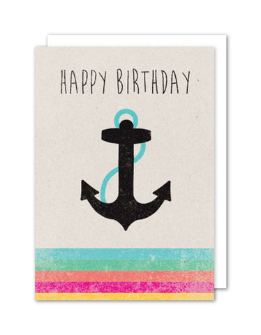 Happy Birthday - Anchor