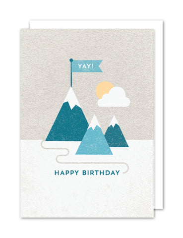 Happy Birthday Mountains