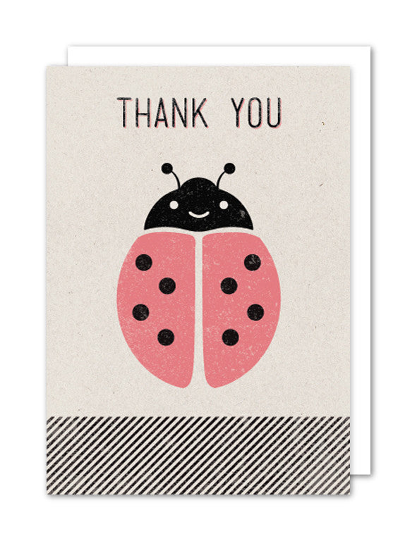 Thank You - Ladybird