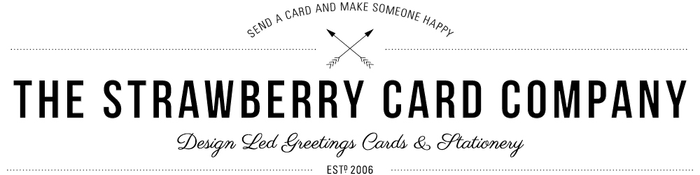 The Strawberry Card Co.