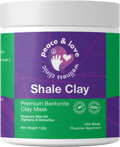 Shale Clay Face Mask