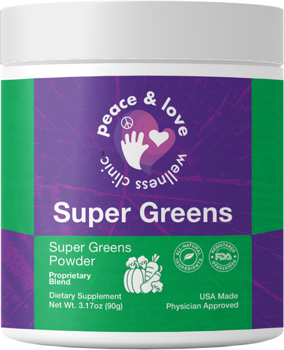 Super Green Powder Mix