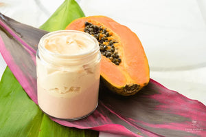 Papaya Hair Reduction Cream Session - 100% Natural