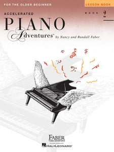Accelerated Piano Adventures Lesson Book 2 For The Older Beginner