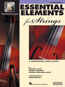 Essential Elements For Strings Book 2 Violin