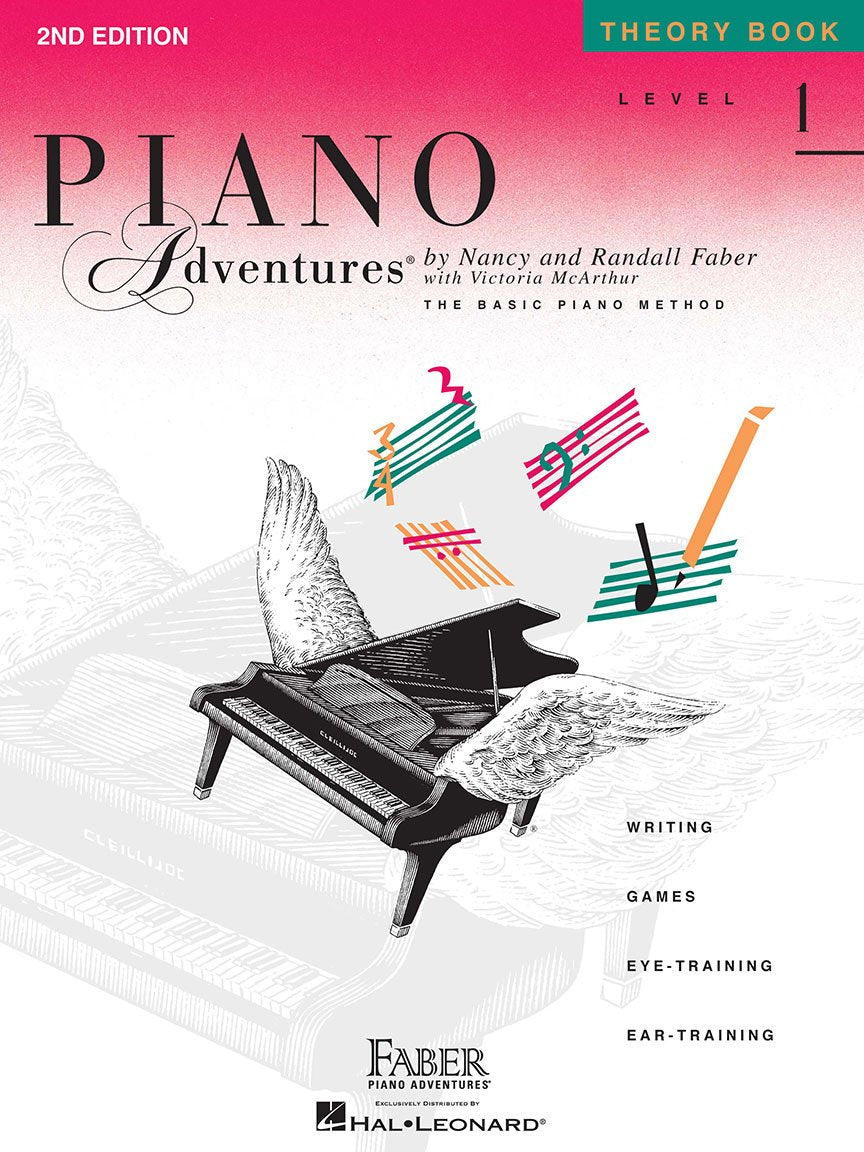Piano Adventures All in Two Level 1 Lesson and Theory Book