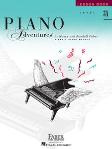 Piano Adventures Lesson Book 3A 2nd Edition