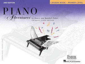 Piano Adventures Lesson Primer Book 2nd Edition