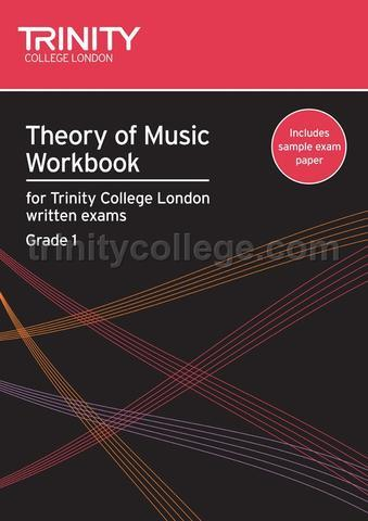 Trinity Music Theory Workbook Grade 1