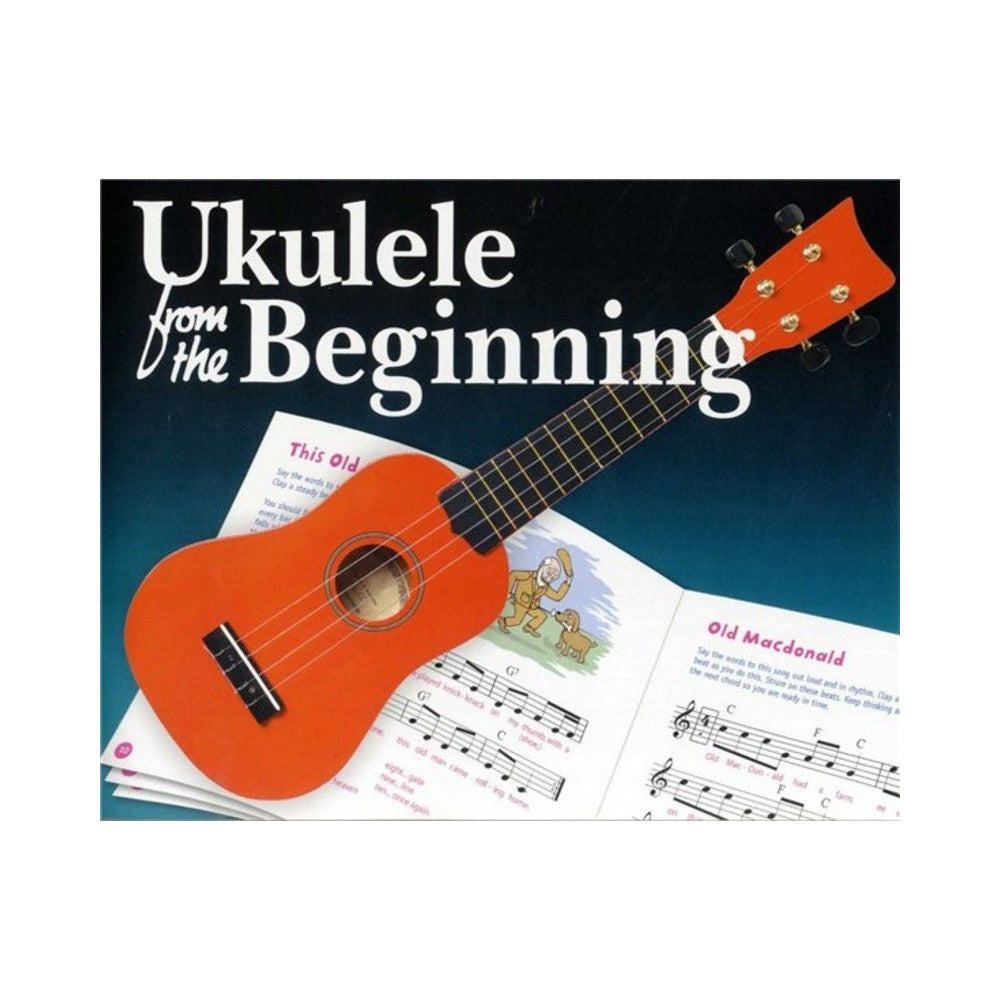 Ukulele From the Beginning Book 1