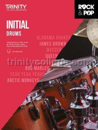 Trinity Rock & Pop Drums Initial