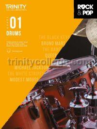 Trinity Rock & Pop Drums Grade 1