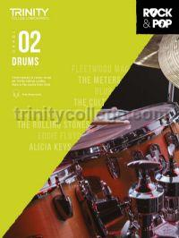 Trinity Rock & Pop Drums Grade 2