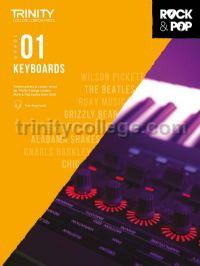 Trinity Rock & Pop 2018 Keyboards Grade 1