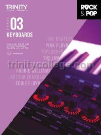 Trinity Rock & Pop 2018 Keyboards Grade 3