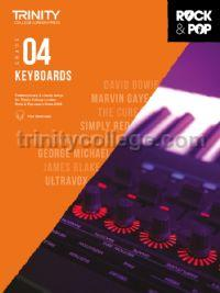 Trinity Rock & Pop 2018 Keyboards Grade 4