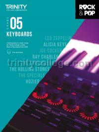 Trinity Rock & Pop 2018 Keyboards Grade 5