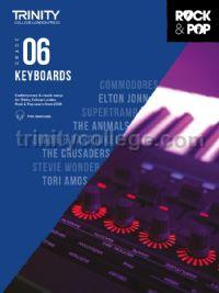 Trinity Rock & Pop 2018 Keyboards Grade 6