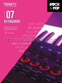 Trinity Rock & Pop 2018 Keyboards Grade 7